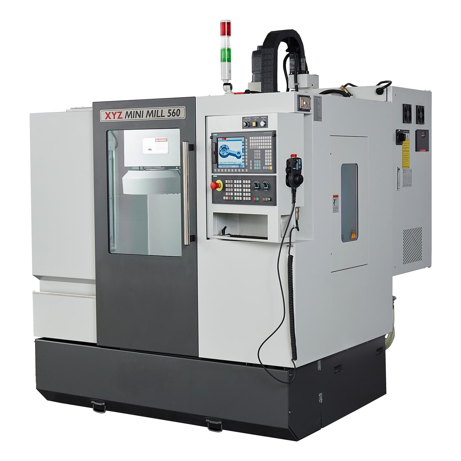 how to find hole centre on a milling machine